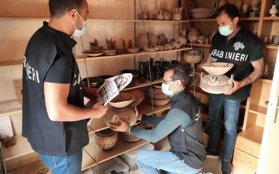 WHAT REALLY HAPPENED OVER THE SEIZURE OF €11 MILLIon collection of Apulian artefacts?